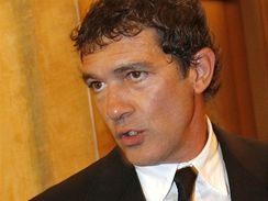Antonio Banderas se bavil do �ty� do r�na