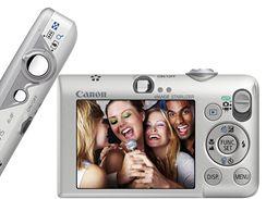Fotoaparát Canon Digital IXUS 95 IS