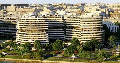 Komplex Watergate ve Washingtonu