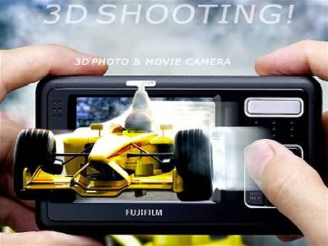 Fujifilm 3D fotoaparát