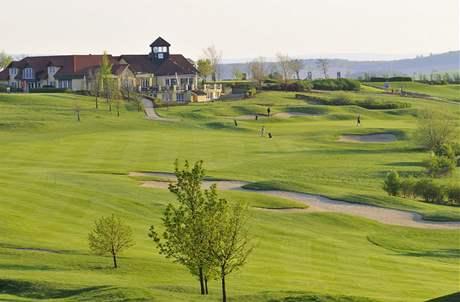 Golf Karlštejn.