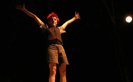 Letní Letná 2009 - Cirque Trottola