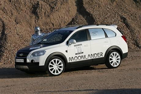 Chevrolet Captiva Moonlander