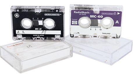 Dvě audiokazety se sedmnácti minutami vzkazů, jež Madonna nechala v letech 1992 a 1993 na telefonním záznamníku svého strážce a milence Jamese Albrighta