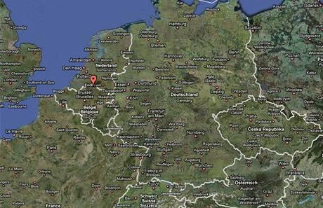 Mapa - Belgie