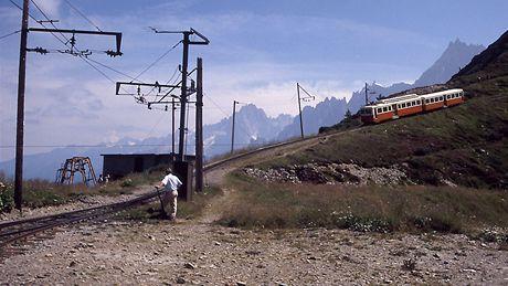 Zubačka 'Tramvay du Mont Blanc'