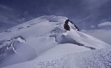 Mont Blanc (4 810m)