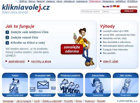 klikniavolej.cz