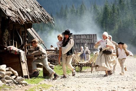 Z filmu Jánošík: Pravdivá historie.