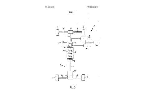 Patent Ferrari na různá uspořádání hybridního pohonu