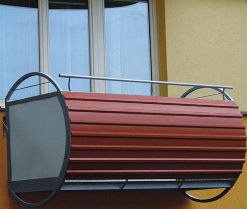 Balkon FOX