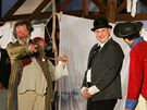 Shakespearovské slavnosti: Veselé paničky Windsorské