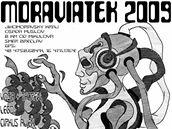 Flayer akce Moraviatek 2009
