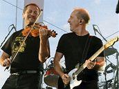 Čechomor (Karel Holas a František Černý; společný koncert se Suzanne Vega, Praha, Žluté lázně, 22. července 2009)