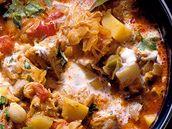 Pikantní segedínský guláš s brambory