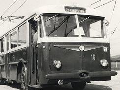 Historické trolejbusy v Brně - 6Tr