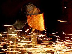 Nová huť společnosti Mittal Steel Ostrava