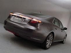 Nový Saab 9-5