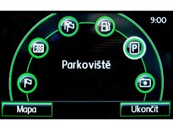 Navigace Škoda Amundsen