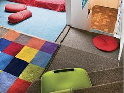 Galerie s matrací pro hosty