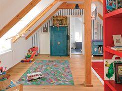 Z dětského pokoje vzniknou dva menší