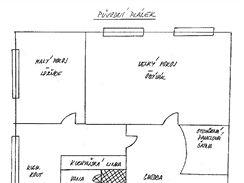 Proměna panelákového bytu 2+1