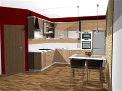 Jak zařídit obývací kuchyni v novostavbě