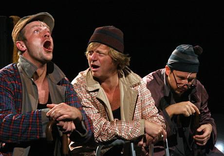 Divadelní představení Vše o mužích