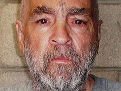 Masový vrah Charles Manson
