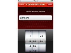 iPod Touch a Nike+ - nastavení vzdálenosti pro kalibraci čidla nebo přímo pro běh