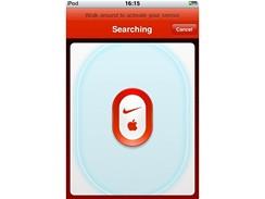 iPod Touch a Nike+ - probíhá synchronizace s čidlem