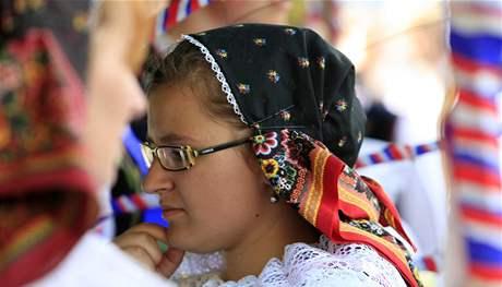 V Němčičkách na Břeclavsku po 42 letech obnovili dožínkové slavnosti