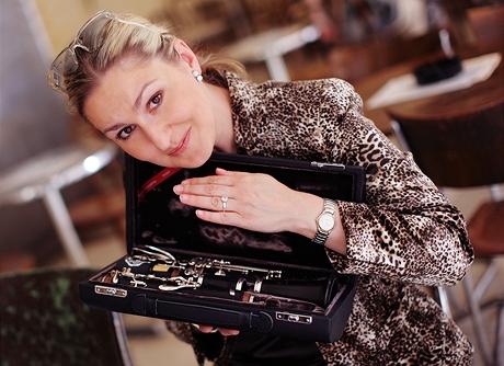 Ludmila Peterková - přední česká klarinetistka
