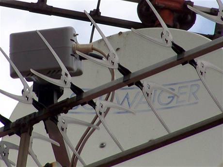 Satelitní připojení k internetu Astra2Connect
