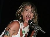 Frontman skupiny Aerosmith Steven Tyler