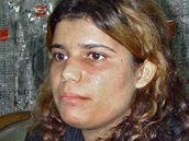 Sebevražedná atentátnice Ranja Ibrahimová