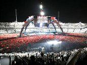 Koncert U2 v Chorzowě
