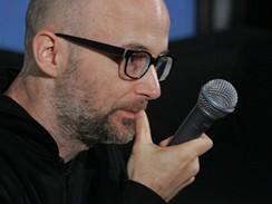 Moby na Sázavafestu 2009