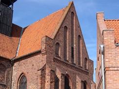 Polsko, Balt, katedrála v Hel
