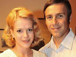 Roman Vojtek a Andrea Kerestešová