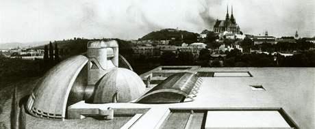 Potenciál jedné z nejzajímavějších budov měl nadčasový Dům pracujících z roku 1984.