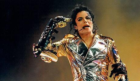 Michael Jackson v roce 1996 v Praze zahájil turné HIStory