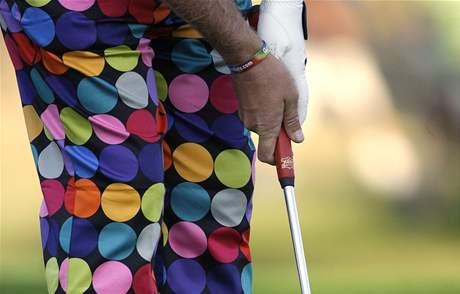 PGA Championship 2009 - John Daly, trénink.