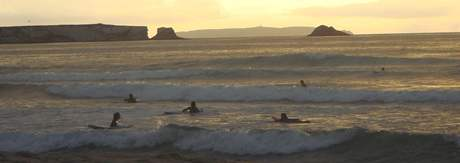 Škola surfu - Portugalsko