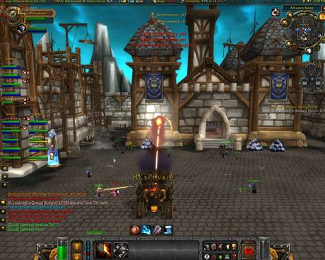 World of WarCraft (Isle of Conquest)