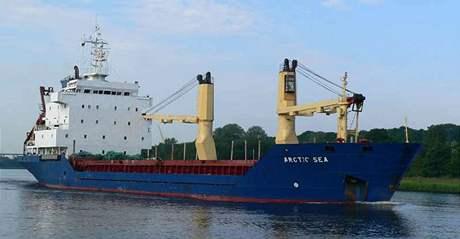 Nákladní loď Arctic Sea