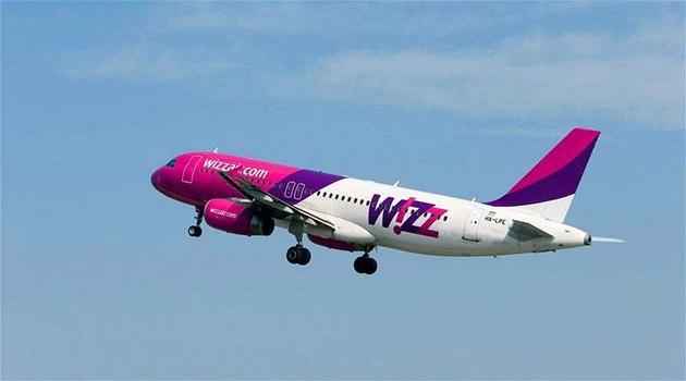 Letadlo spole�nosti Wizz Air