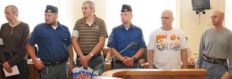 Krajský soud v Brně řešil případ výroby a držení drog
