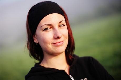 Zuzana Smrčková - nejmladší česká pilotka balónu