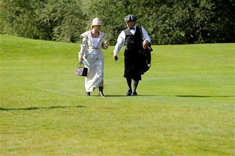 Hickory Golf Match Hostivař 2009.